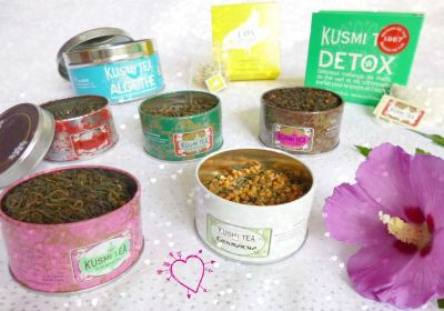CollectionKusmiTea