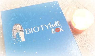 Biotyfull box octobre 2015