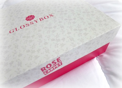 glossybox rose carpet