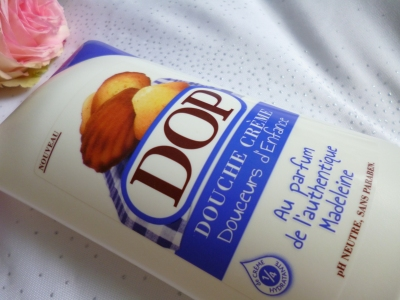 Dop madeleines