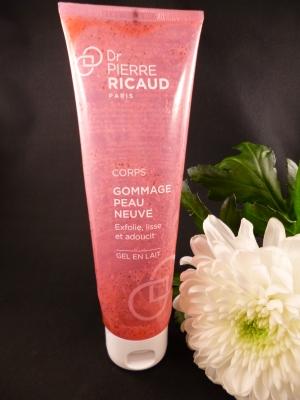 Dr Pierre Ricaud Gommage peau neuve