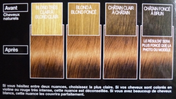 Coloration L'Oréal