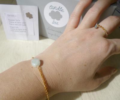 Candle Box bracelet
