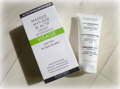 Planter's Masque Anti-Age Bi Actif