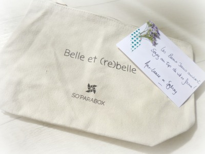 So'Parabox Trousse belle et rebelle