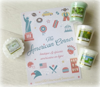 The American Corner Yankee Candle