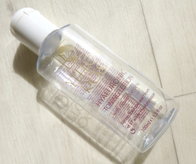 Yellow Rose Hyaluronic Toning Lotion