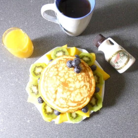 pancakes-sirop-erable-the-jus-dorange