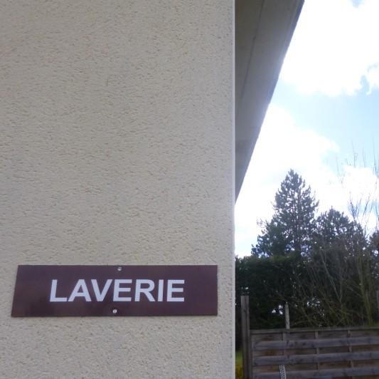 Chalets de la Plaine - laverie